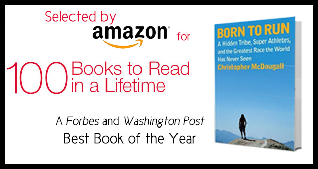Born to Run on Amazon's 100 Books to Read